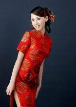 Китайское Ципао: идеальное платье