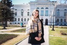 Студентка ТГУ вышла в финал конкурса «Мост к китайскому языку»